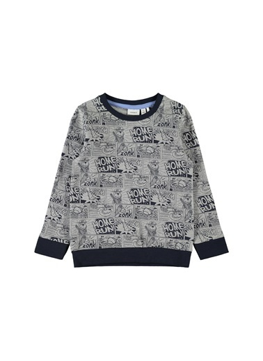 Name It Sweatshirt Gri